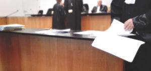 Dagvaarding gekregen voor de politierechtbank